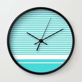 Vintage T-shirt No16 Wall Clock