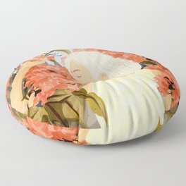 Summer Soul Floor Pillow