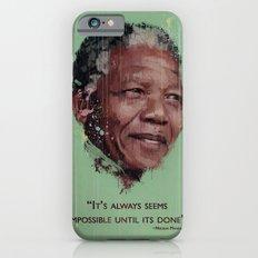 Nelson Mandela iPhone 6s Slim Case