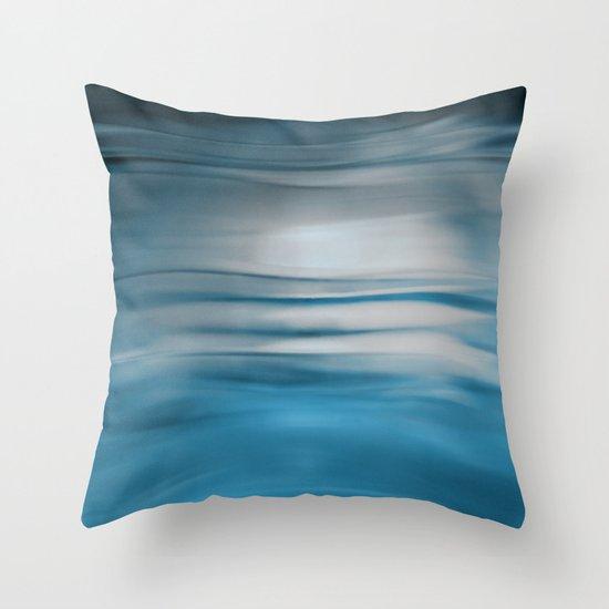 Under Sea Throw Pillow