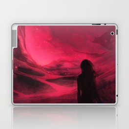 Pink plains Laptop & iPad Skin