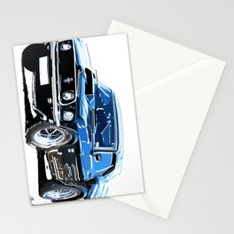 american muscle  Stationery Cards