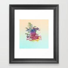Oinu Framed Art Print