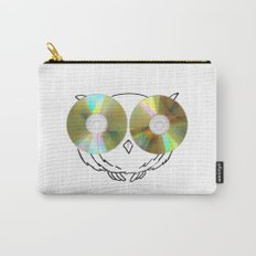 CD Owl Carry-All Pouch