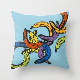 Equality Banana Rama Double Throw Pillow