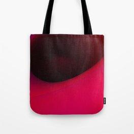 Black hole in pink Tote Bag