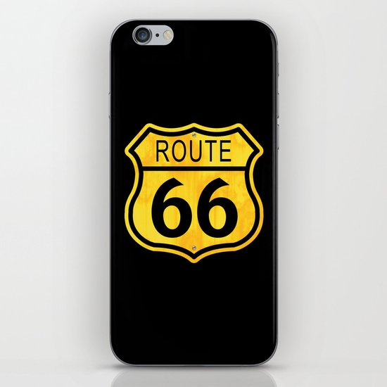 Road Trip! iPhone & iPod Skin