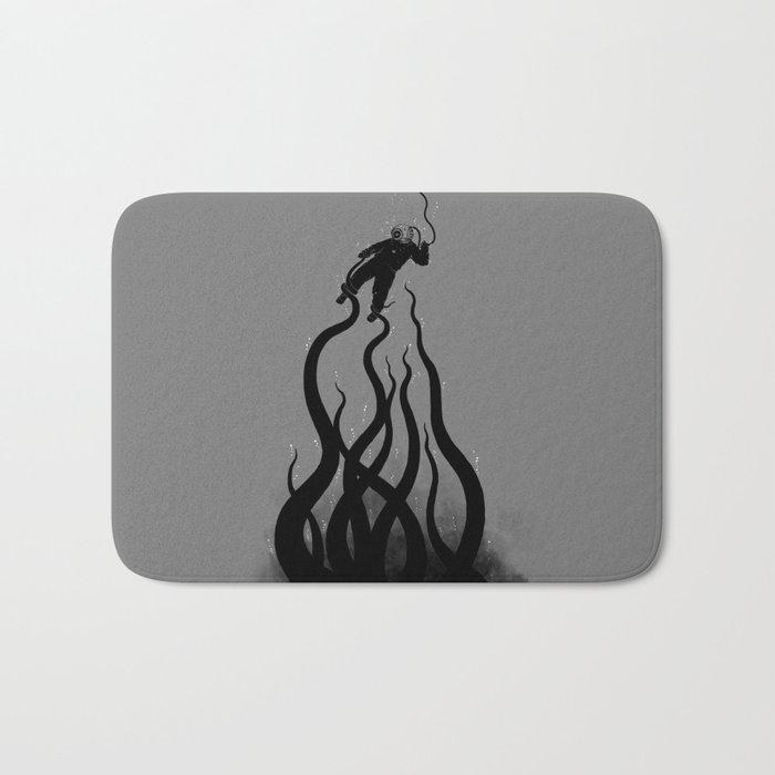The Abyss Bath Mat