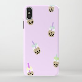 Boba Milk Tea iPhone Case