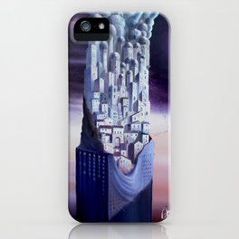 The Horizon of the Events iPhone Case