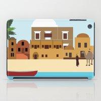 arab iPad Cases featuring Arab city by Design4u Studio