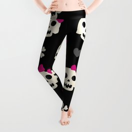 Skully Girl Leggings