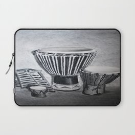 A drum family Laptop Sleeve