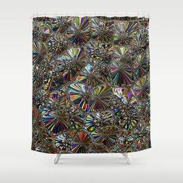 Look Inward Shower Curtain