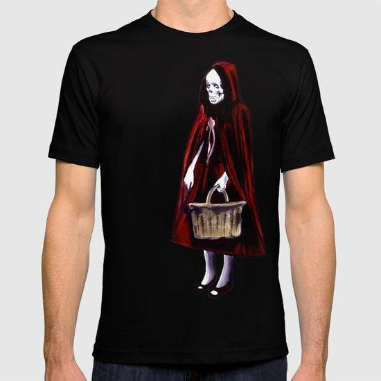 Little Blood Red Riding Hood T-shirt