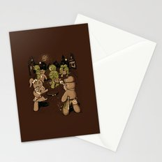 The Walking Bread Stationery Cards