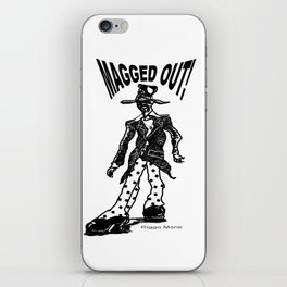 Riggo Monti Design #24 - Magged Out iPhone Skin