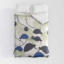 Flowers 2 Comforters