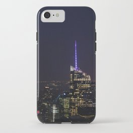 NYC Iconic Night Sky iPhone Case
