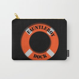 Fauntleroy Black Carry-All Pouch