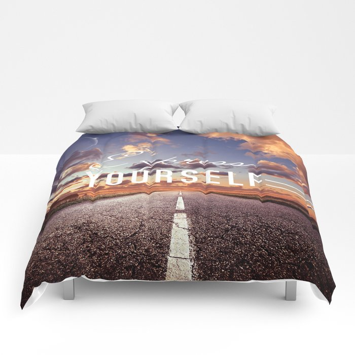 Express Yourself Comforters