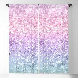 Unicorn Girls Glitter #1 #shiny #pastel #decor #art #society6 Blackout Curtain