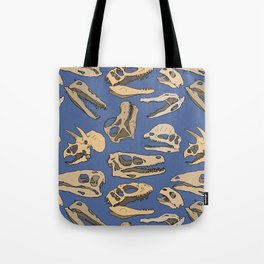 Paleontology Tote Bag
