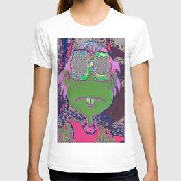Chuckies trippin T-shirt
