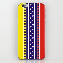 """Venezuela Chévere"" iPhone Skin"