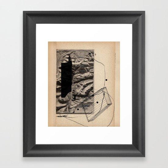 Foehn (17) Framed Art Print