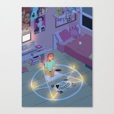 The Calling: Execution (Night) Canvas Print