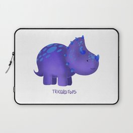 Tricerotops Laptop Sleeve