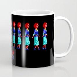 Nancy Maple Walk Cycle - The Crimson Diamond Coffee Mug