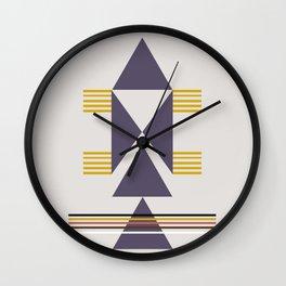 Trekëndësh Wall Clock