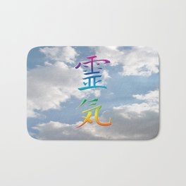 REiKi UP TO THE SKY Bath Mat