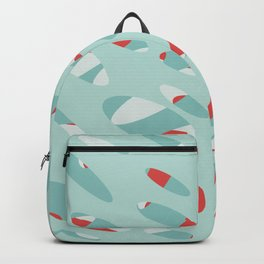 Hiding Santa Backpack