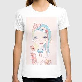 Merry Catmas T-shirt