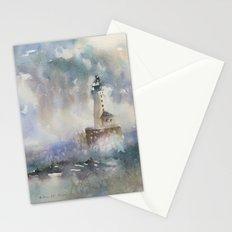 Stannard Rock Light Stationery Cards