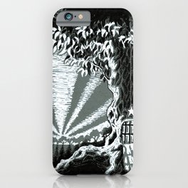 Dawn of the Light iPhone Case