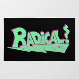 Totally Rad Rug