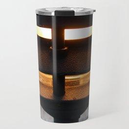 Amber Glow Travel Mug