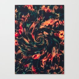 Ephemeral Canvas Print