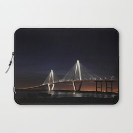 Ravenel Bridge Charleston Laptop Sleeve