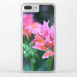 Longwood Gardens Autumn Series 237 Clear iPhone Case