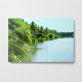 Philippine River Metal Print