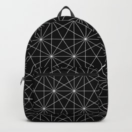 Intersected lines Backpack