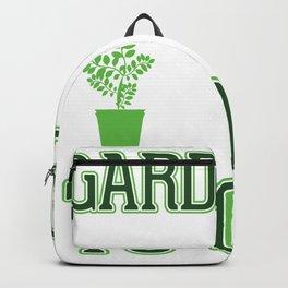 Gardening Addiction Backpack