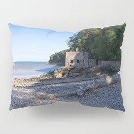 Elberry Cove - Agatha Christie's Favourite Bathing Spot Pillow Sham