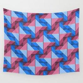 Geometrix XXIX Wall Tapestry