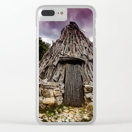 Capanna Clear iPhone Case